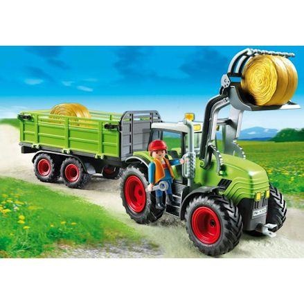 Playmobil Tractor, set