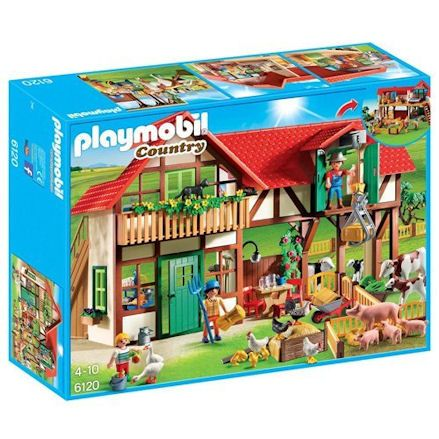 Playmobil 6120, Boxed