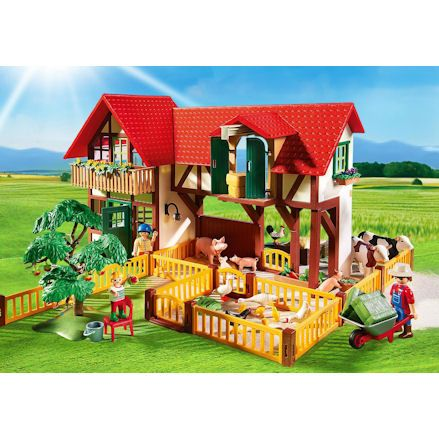 Playmobil 6120, Right Side