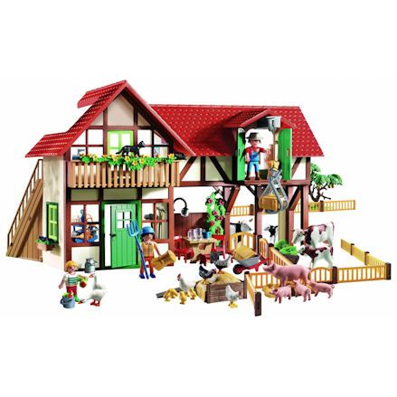 Playmobil 6120: Large Farm
