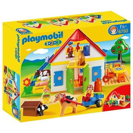 Playmobil 6750, Boxed