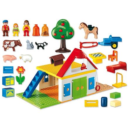 Playmobil 6750, Contents