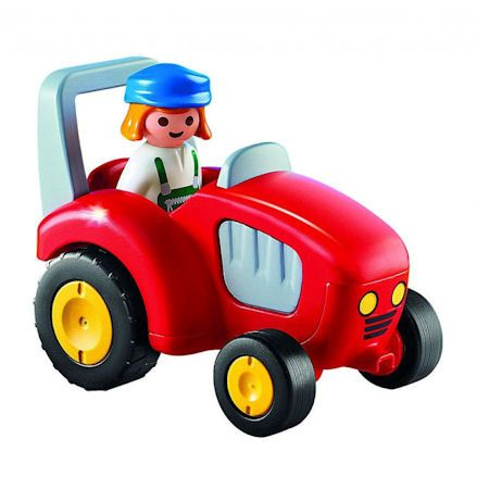 Playmobil 6794 123 Tractor