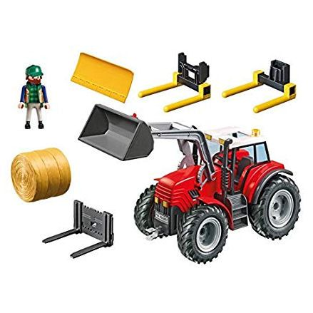 Playmobil Tractor, parts