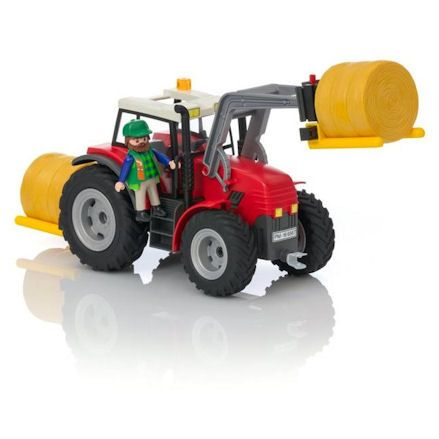 Playmobil 6867: Tractor and Loader