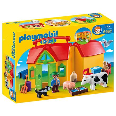 Playmobil 6962, boxed