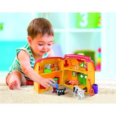 Playmobil 6962, boy