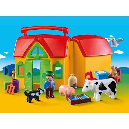 Playmobil 6962, diorama