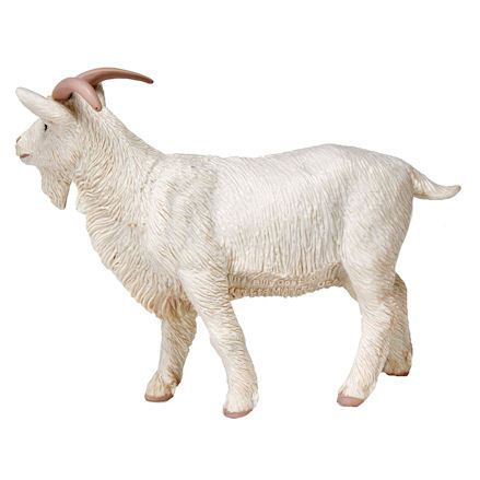 Safari Ltd Billy Goat, Neck