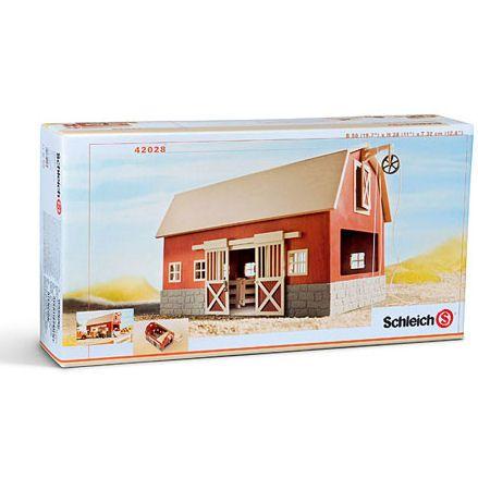 Schleich Big Red Barn, Boxed