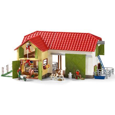 Schleich 42333 Large Farm with Animals