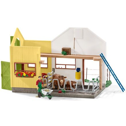 Schleich Farm Barn, Access