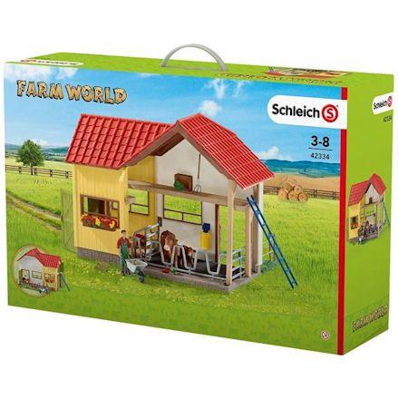 Schleich Farm Barn, Boxed