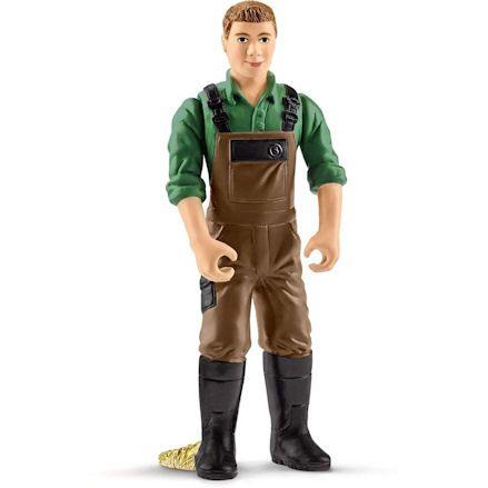 Schleich farmer man