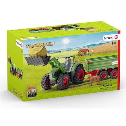 Schleich Tractor, boxed