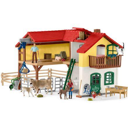 Schleich 42407 Large Farm House
