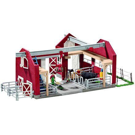 Schleich Large Farm, Access