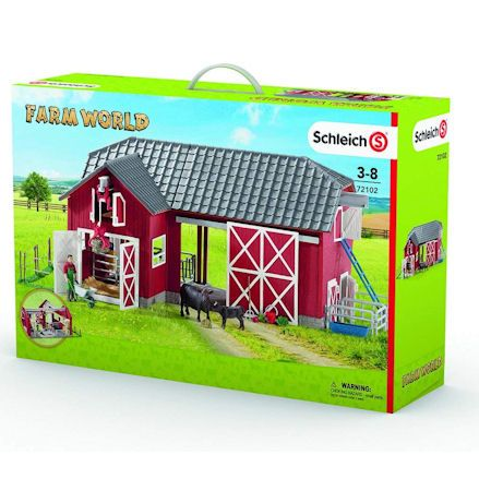 Schleich Large Farm, Boxed