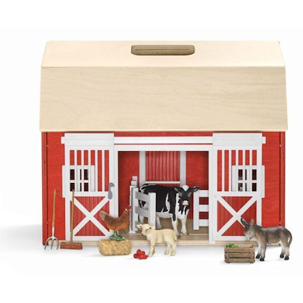 Schleich Portable Barn