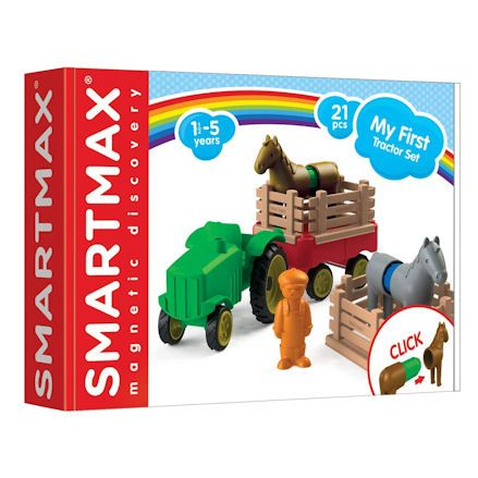 SmartMax My First Tractor Set box