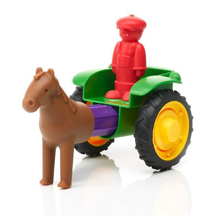 SmartMax My First Tractor Set carriage