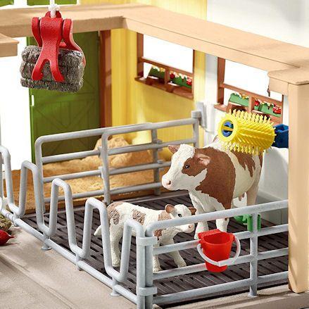 Toy Cattle Sheds