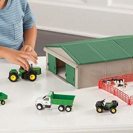 Toy Machine Sheds