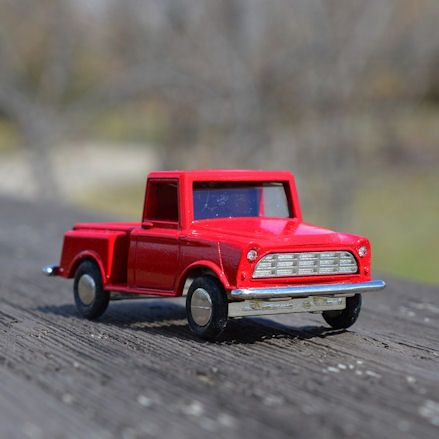 Toy Pickup Trucks