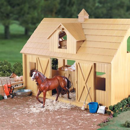 Toy Stables